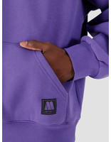 Carhartt WIP Carhartt WIP Hooded Motown Sweat Prism Violet White I027162