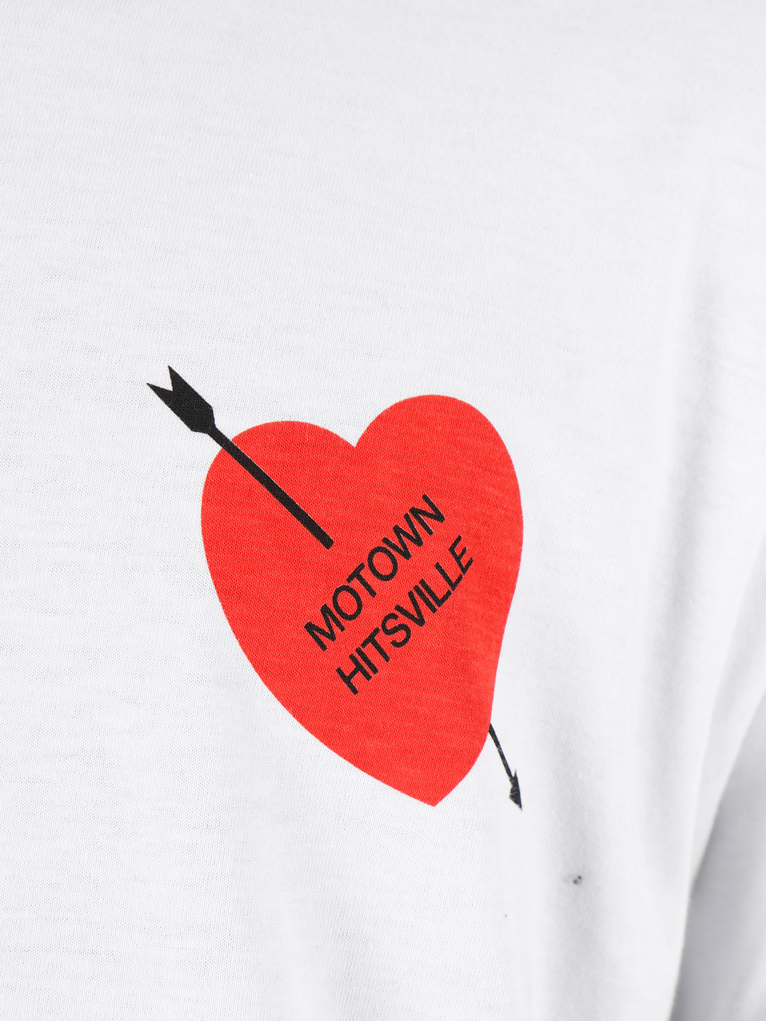 Carhartt WIP Carhartt WIP Motown Together T-Shirt White I027855