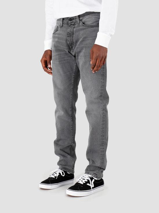 Carhartt WIP Vicious Pant Black Worn Bleached I027230-89WJ