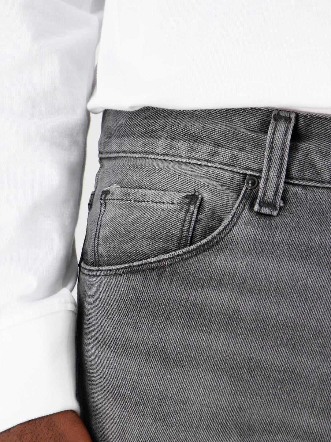 Carhartt WIP Carhartt WIP Vicious Pant Black Worn Bleached I027230-89WJ