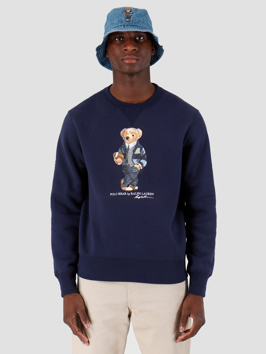 Polo Ralph Lauren Lscnm4 Longsleeve Knit Navy 710782859001