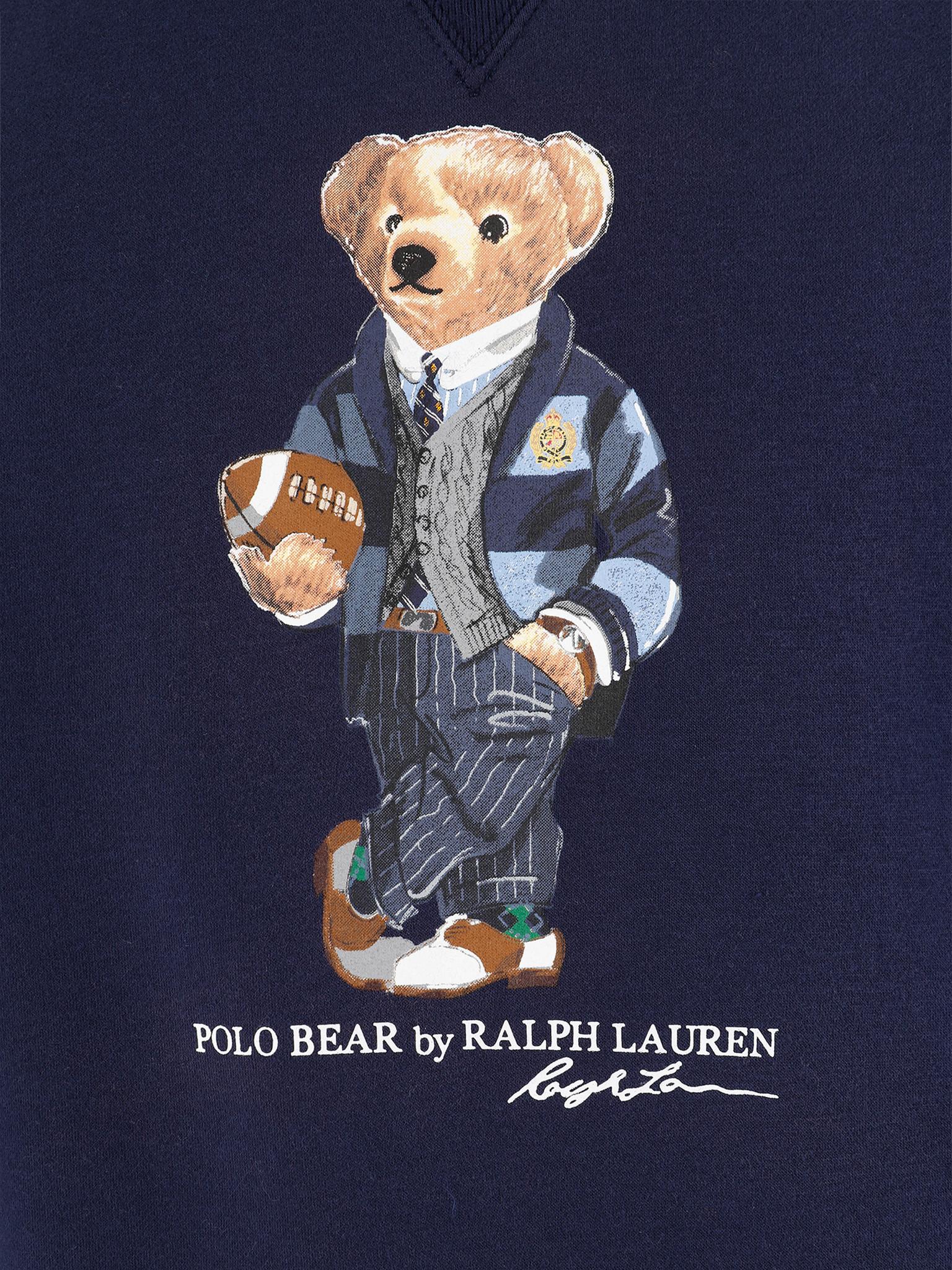Polo Ralph Lauren Polo Ralph Lauren Lscnm4 Longsleeve Knit Navy 710782859001