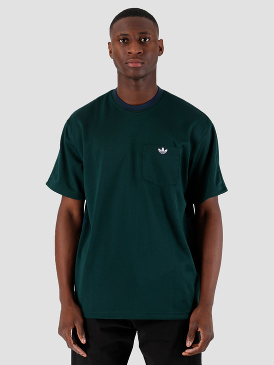 adidas T Shirt Green Night FM2214
