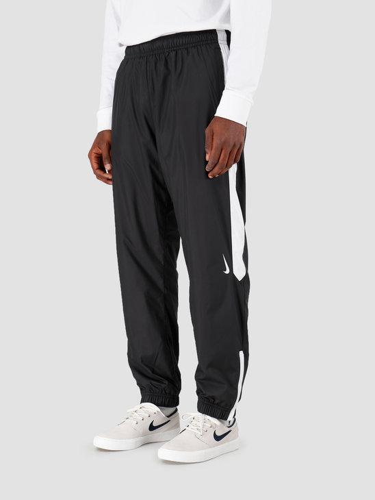 Nike SB Shield Pants Black White White Ci1990-010