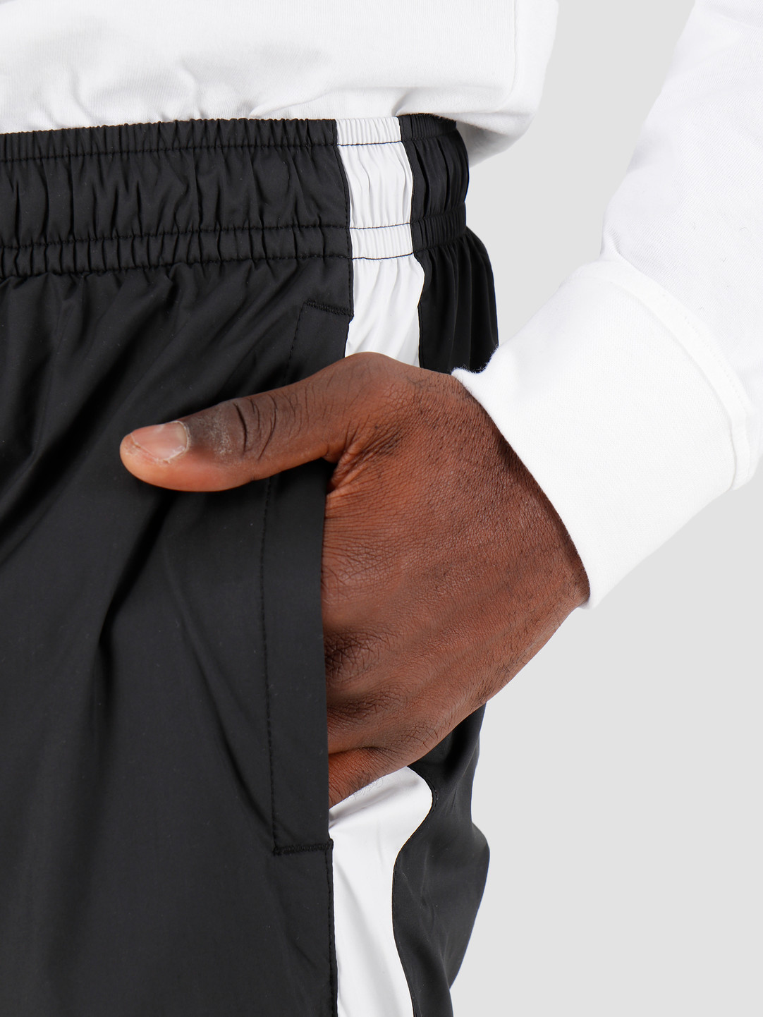 Nike Nike SB Shield Pants Black White White Ci1990-010