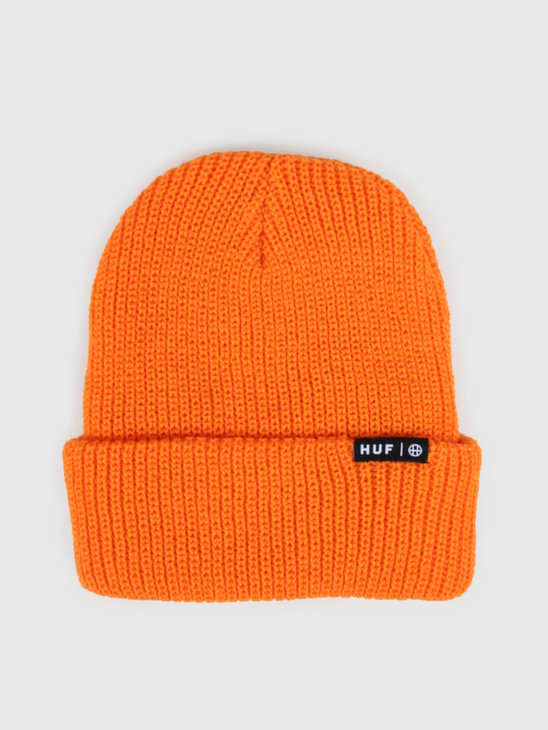 HUF Usual Beanie Russet Orange Bn00060Rusor