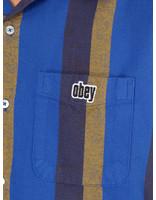 Obey Obey Glider Woven Ultramarine multi 181200276UMR