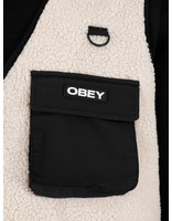 Obey Obey Mountaineer Vest Natural Multi 121810010Nml