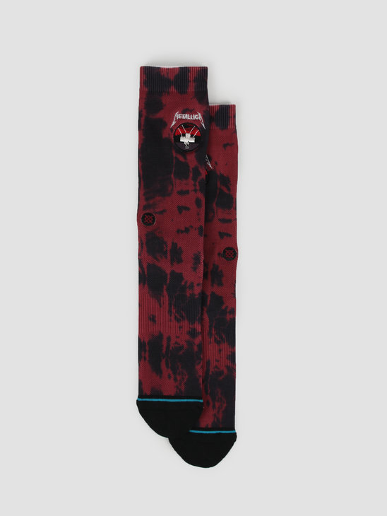 Stance Master Of Puppets Red U558D19MAS