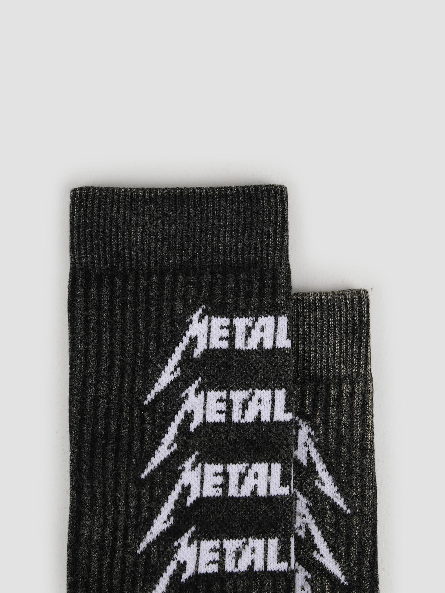 Stance Stance Metallica Stack Black U556D19MES