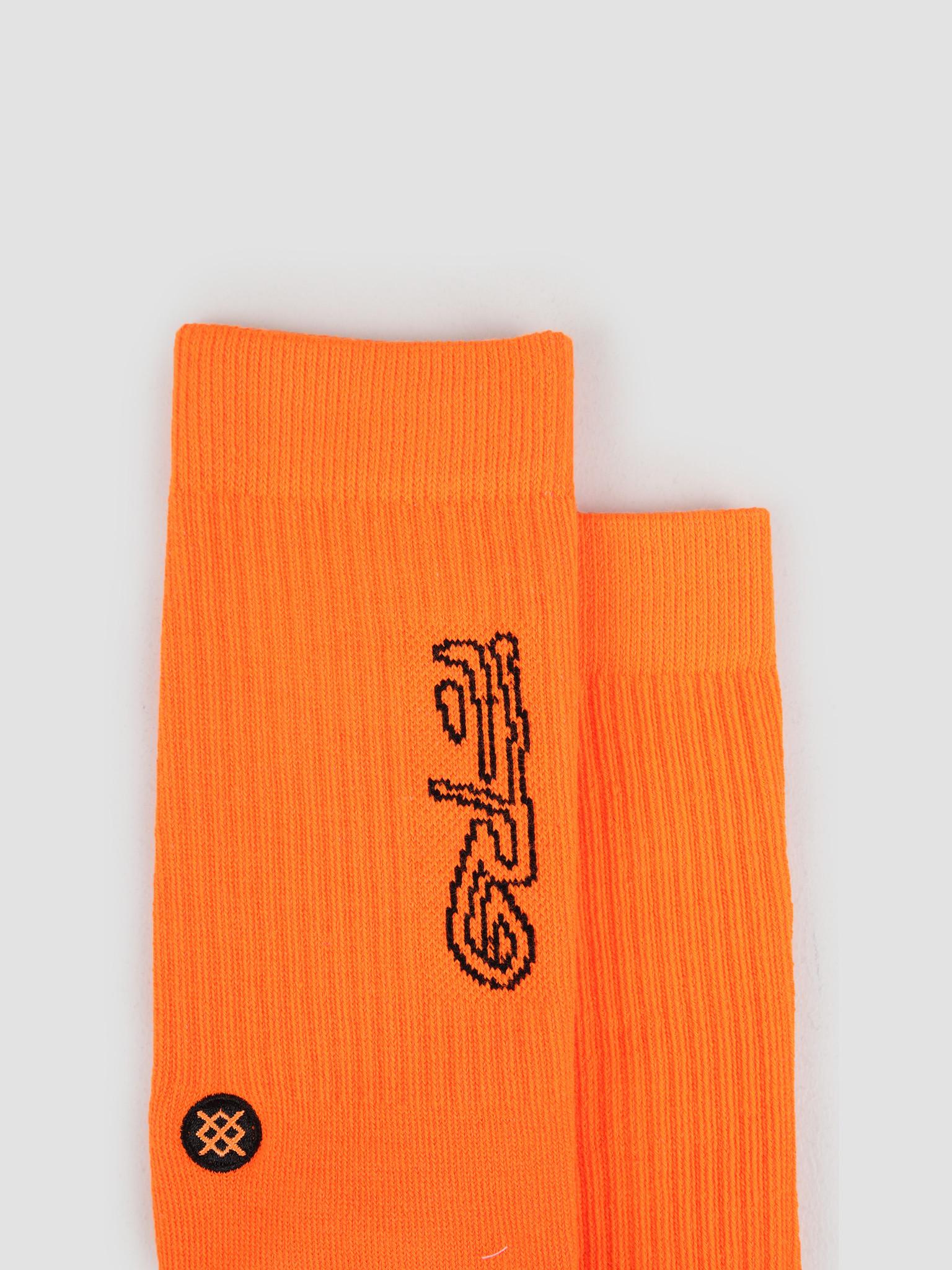 Stance Stance A$AP FERG Neon Orange M556D19AFE
