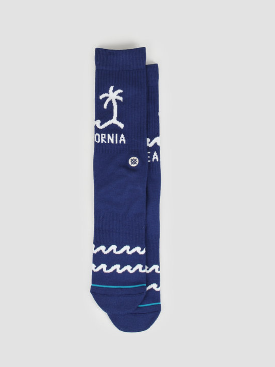 Stance California Dreamin Navy A556C19CAL