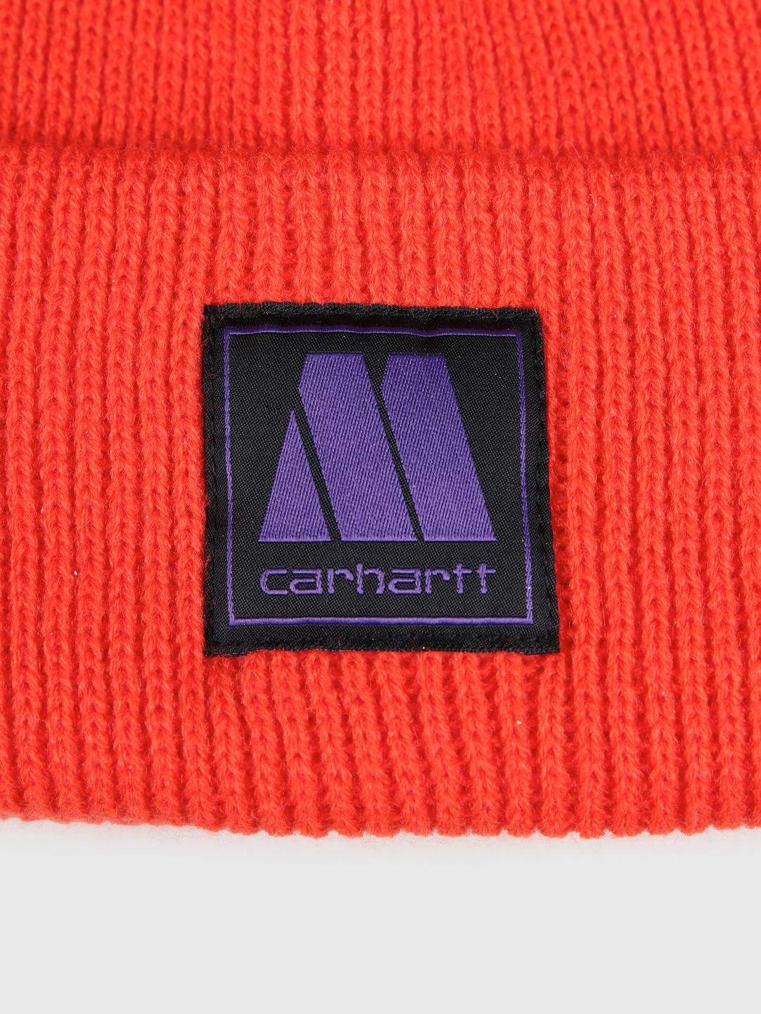 Carhartt WIP Carhartt WIP Motown Marvin Beanie Cherry Tomato I027849