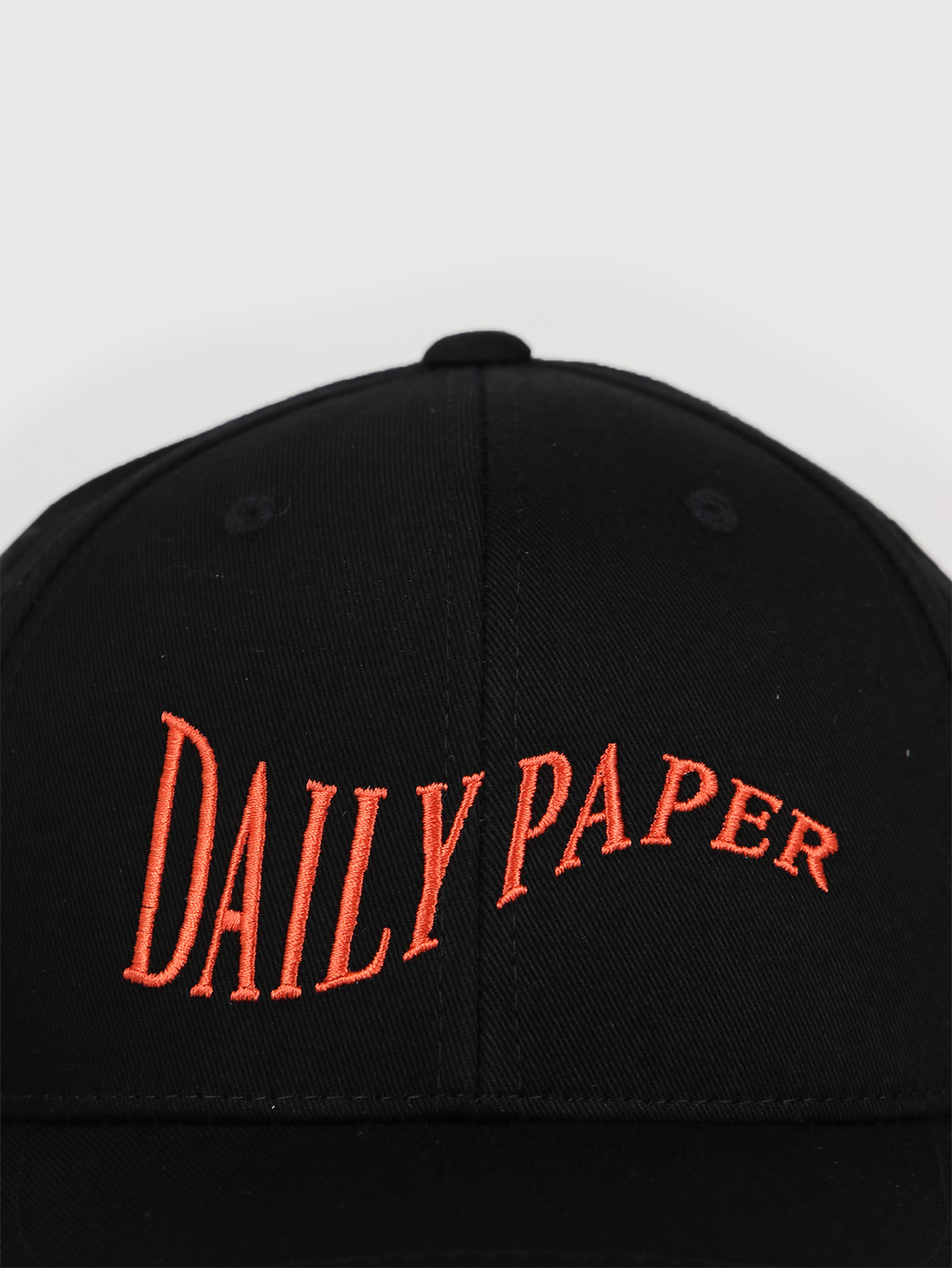 Daily Paper Daily Paper Garp Cap Black 19F1AC21-01