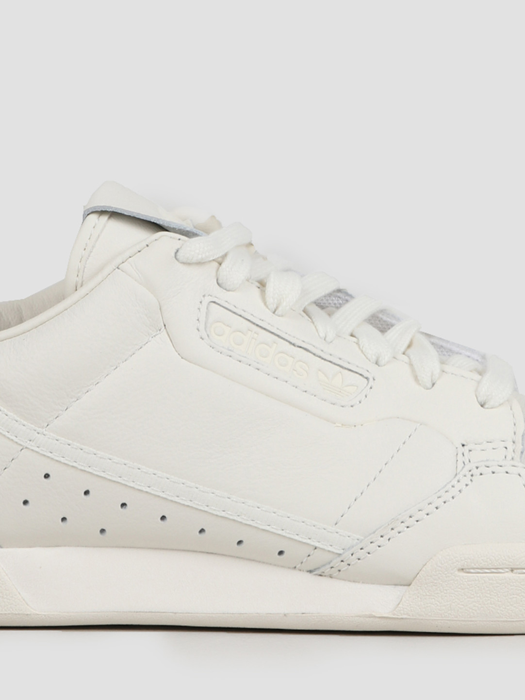 adidas Continental 80 white black red white, 40.5 ab 66,00
