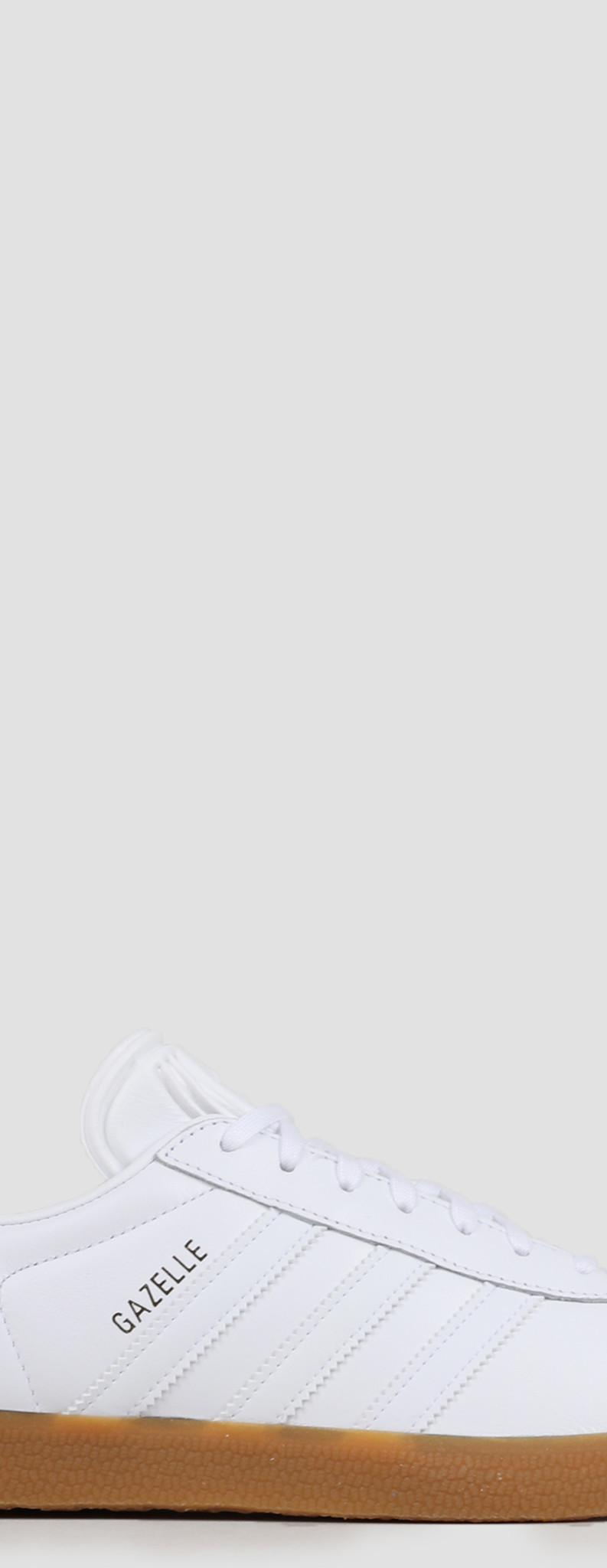 adidas adidas Gazelle Footwear White Gum4 BD7479