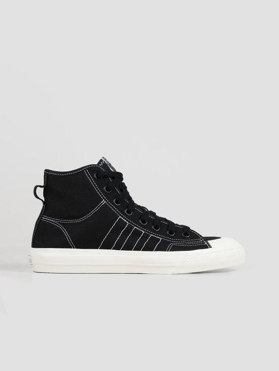 adidas Nizza Hi Rf Core Black Footwear White Off White F34057