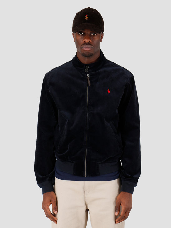 Polo Ralph Lauren Baracuda Jkt Lined Jacket Navy 710729996001