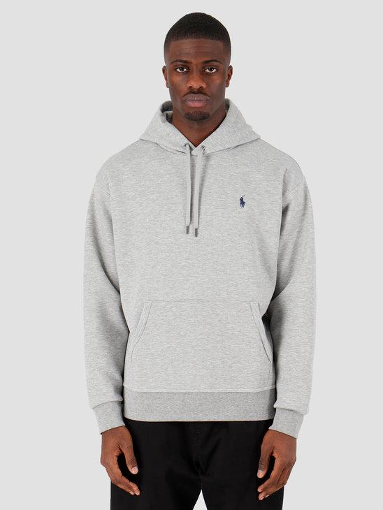 Polo Ralph Lauren Lspohoodm7 Longsleeve Knit Grey 710781442001