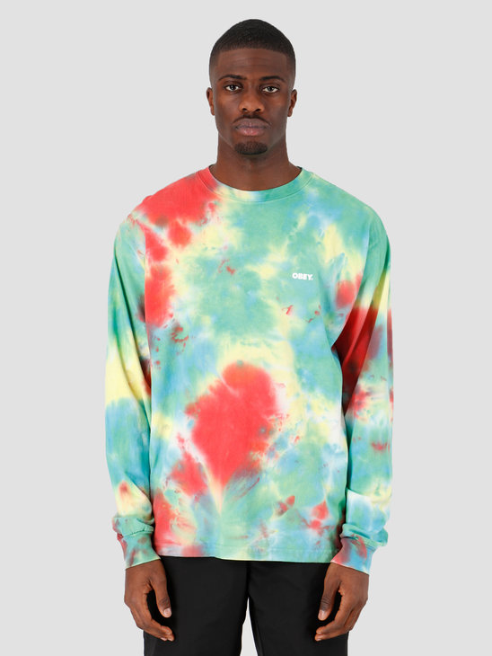 Obey Bold Rainbow Blotch 163282349S-RAI
