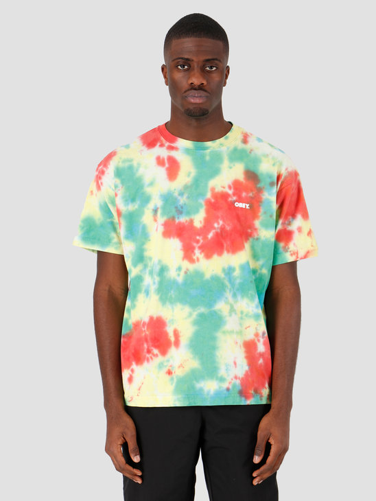 Obey Bold Rainbow Blotch 163132349S-RAI