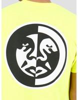 Obey Obey Obey Split Icon 2 Safety Green 163082145Sfg