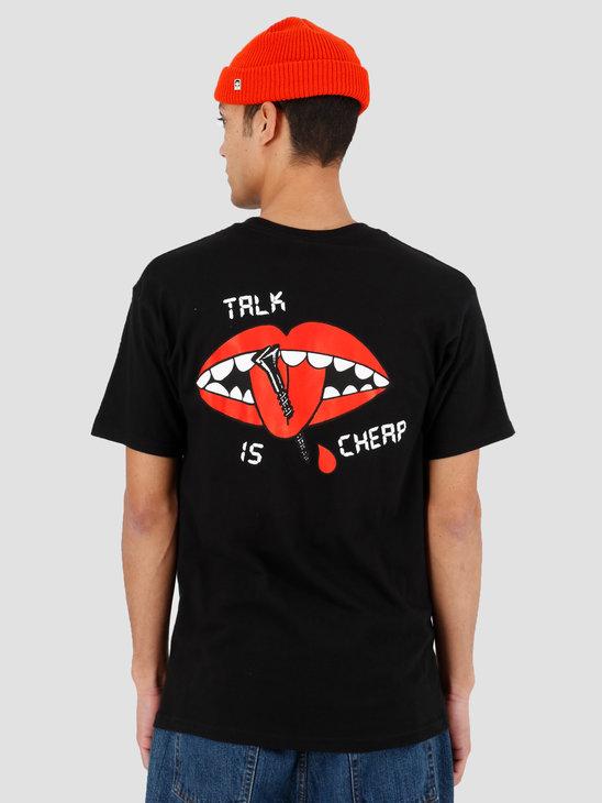 Obey Talk Is Cheap Black 163082151Blk
