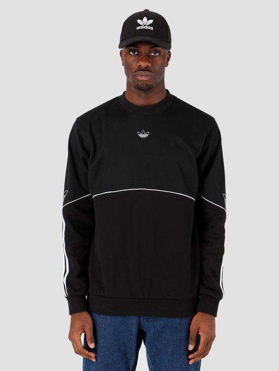 adidas Outline Crw Ft Black FM3856