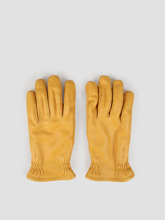 Hestra Hestra Hestra Särna Natural Glove Yellow 20890