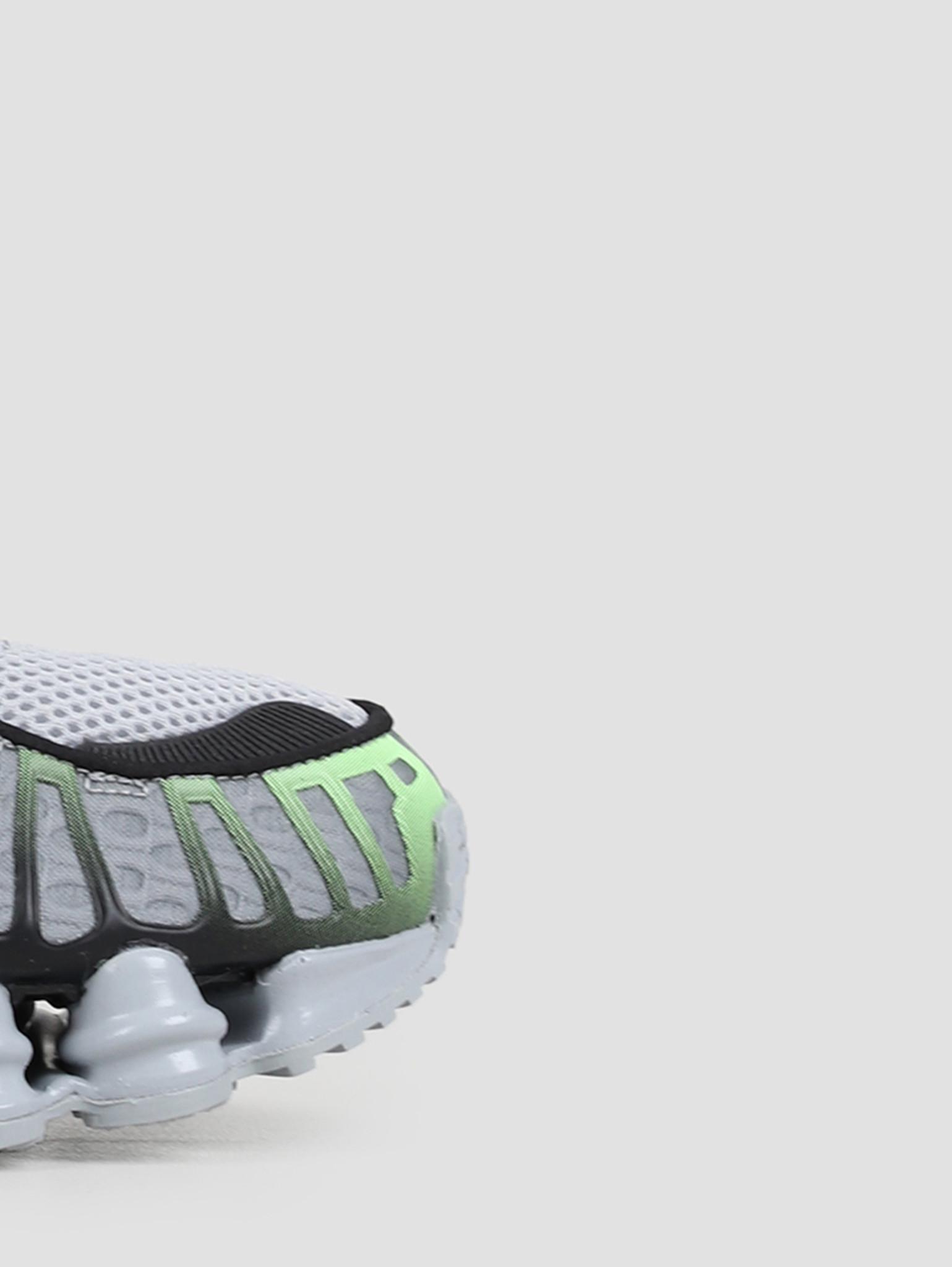 Nike Nike Shox Tl Wolf Grey Lime Blast Black AV3595-005
