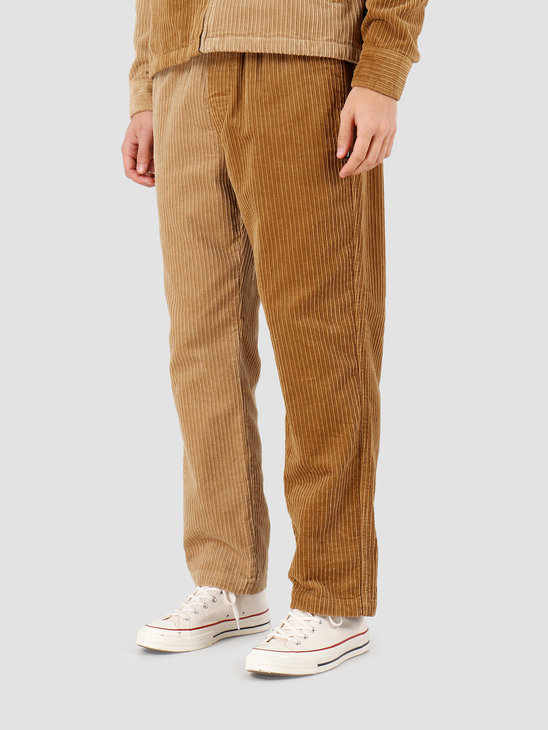 Stussy Mix Up Cord Beach Pant Brown 116414