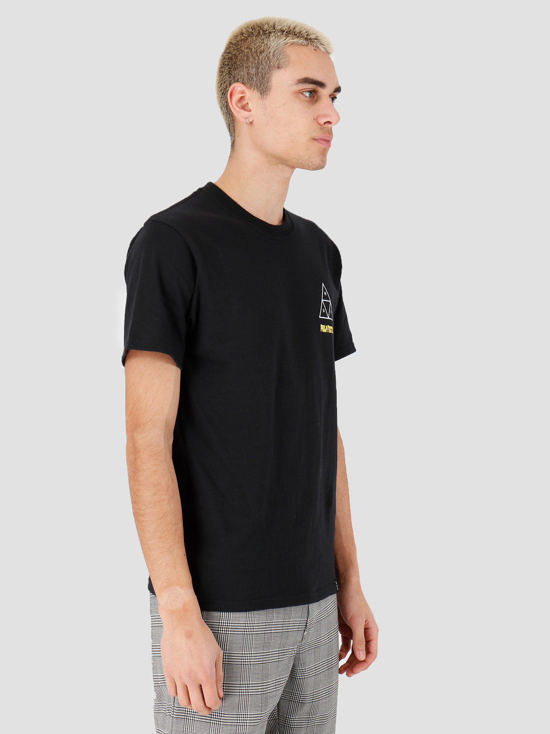 HUF HUF Mia Tt Short Sleeve Tee Black TS01315
