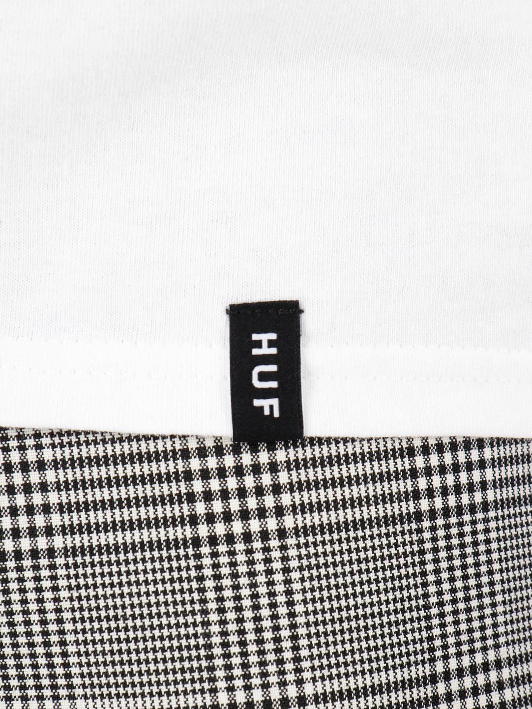 HUF HUF Collage Longsleeve Tee White TS01308
