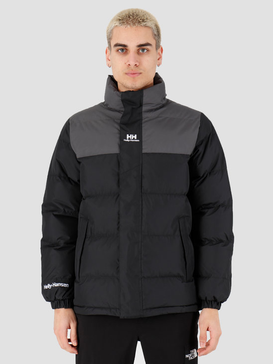 Helly Hansen Yu Puffer Jacket 990 Black 53380