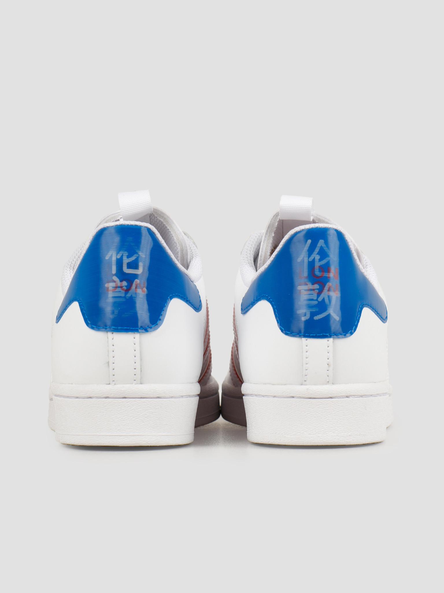 adidas adidas Superstar Footwear White Footwear White Globlu FW2848