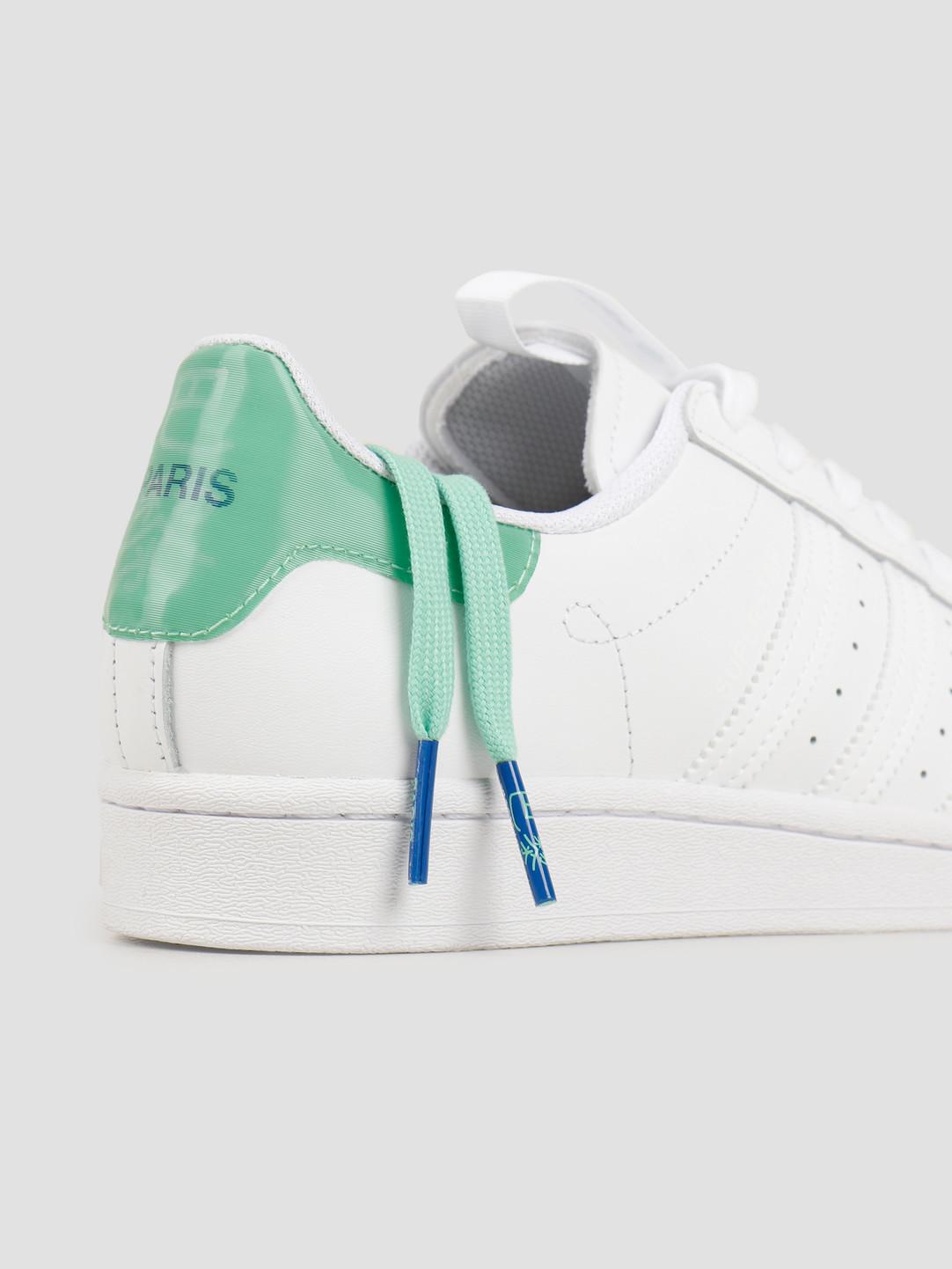 adidas adidas Superstar Footwear White Primin Core Royal FW2847