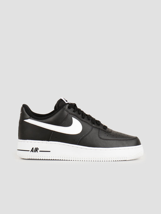 Nike Air Force 1 '07 An20 Black White CJ0952-001