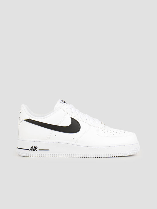 Nike Air Force 1 '07 An20 White Black CJ0952-100