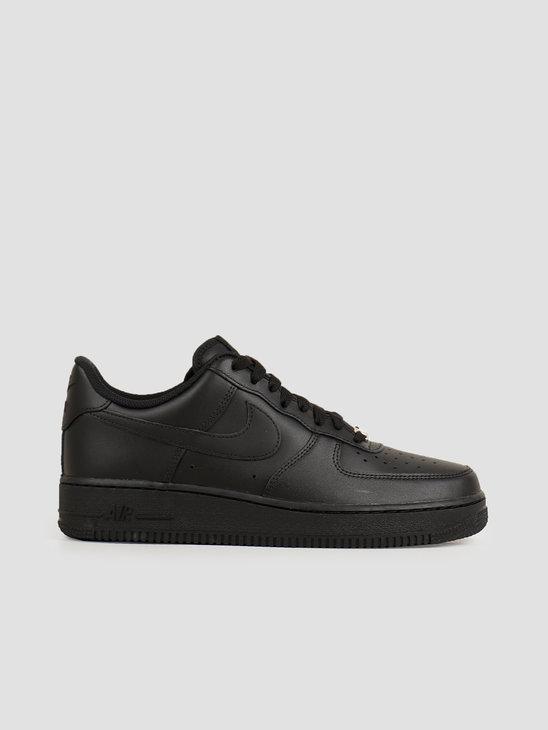 Nike Air Force 1 '07 Black Black 315122-001
