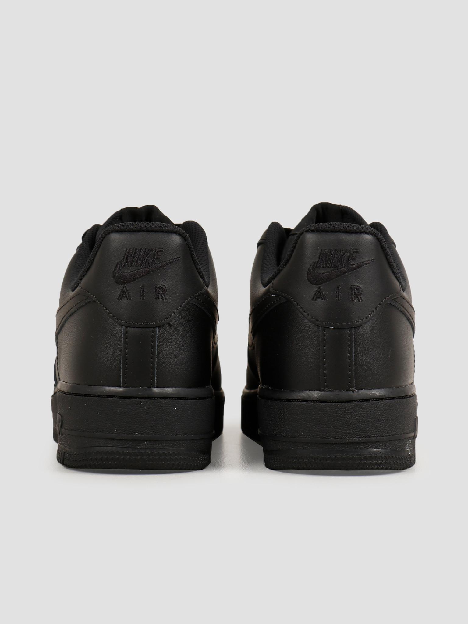 Nike Nike Air Force 1 07 Black 315122-001