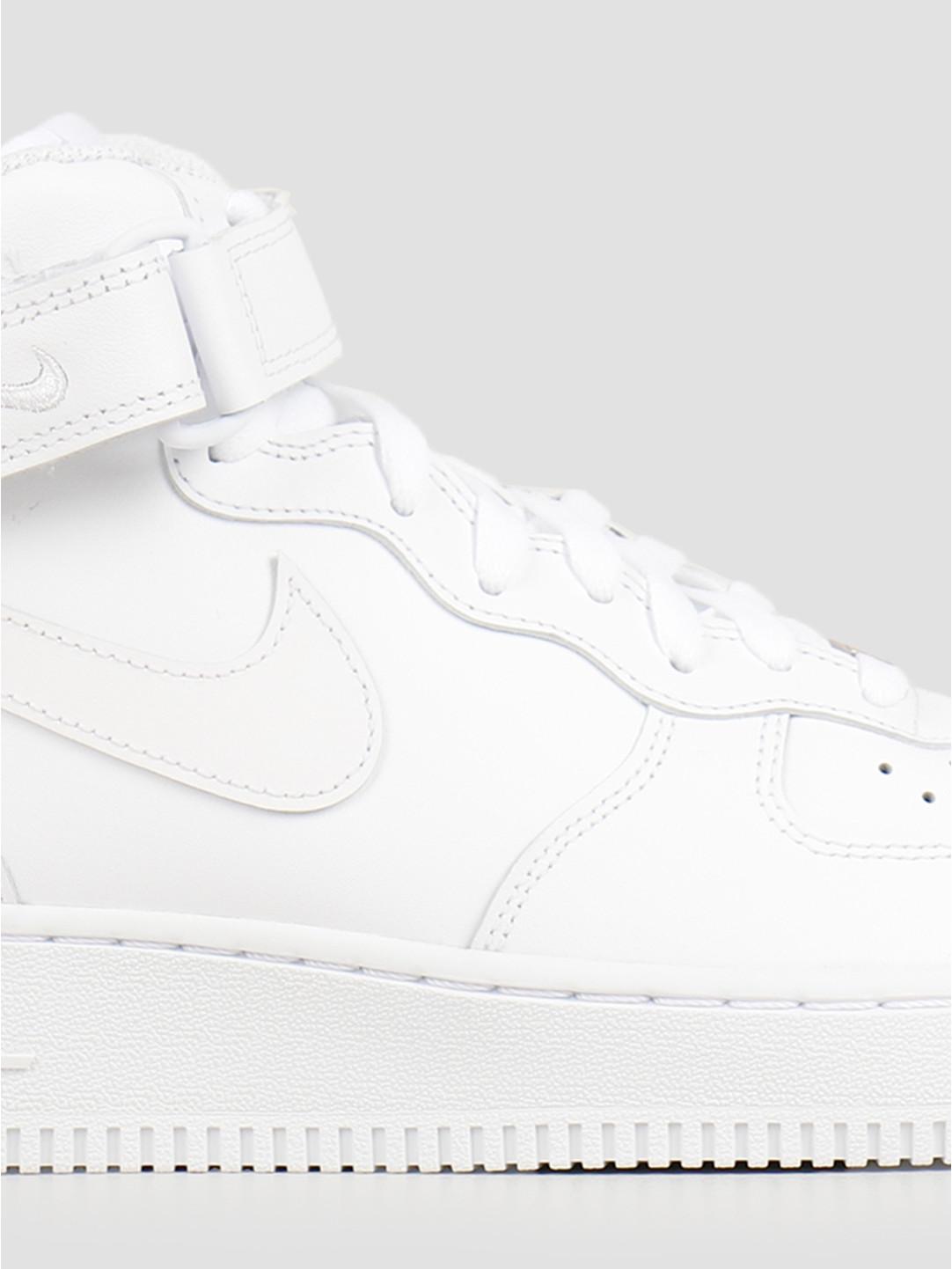 Nike Nike Air Force 1 Mid 07 White 315123-111
