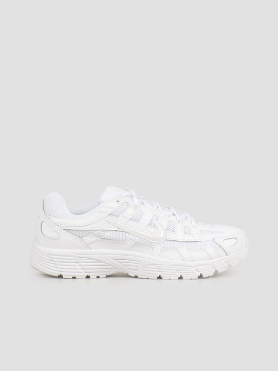 Nike W Nike P 6000 White White Platinum Tint BV1021-102