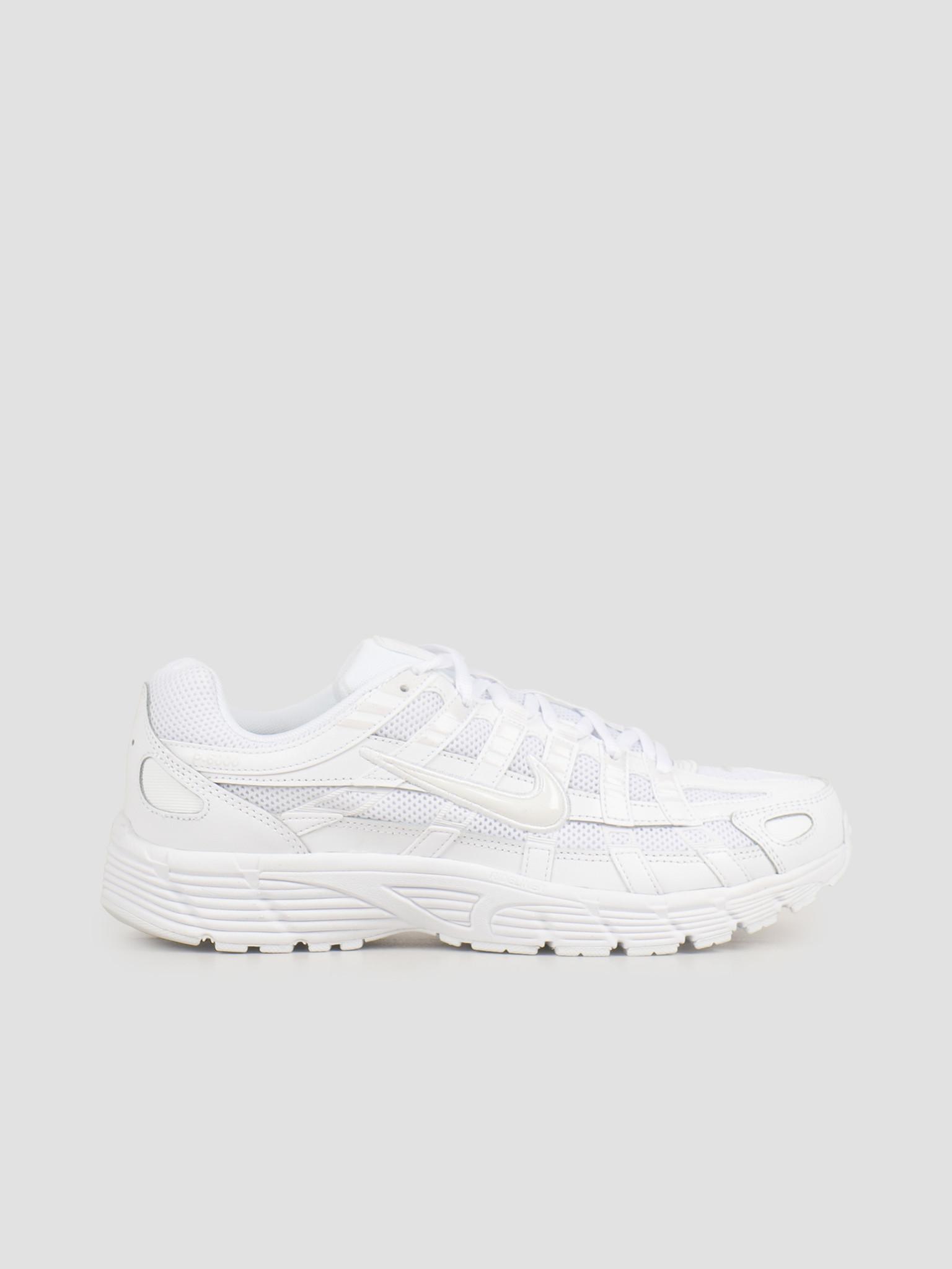 Nike Nike W Nike P 6000 White White Platinum Tint BV1021-102