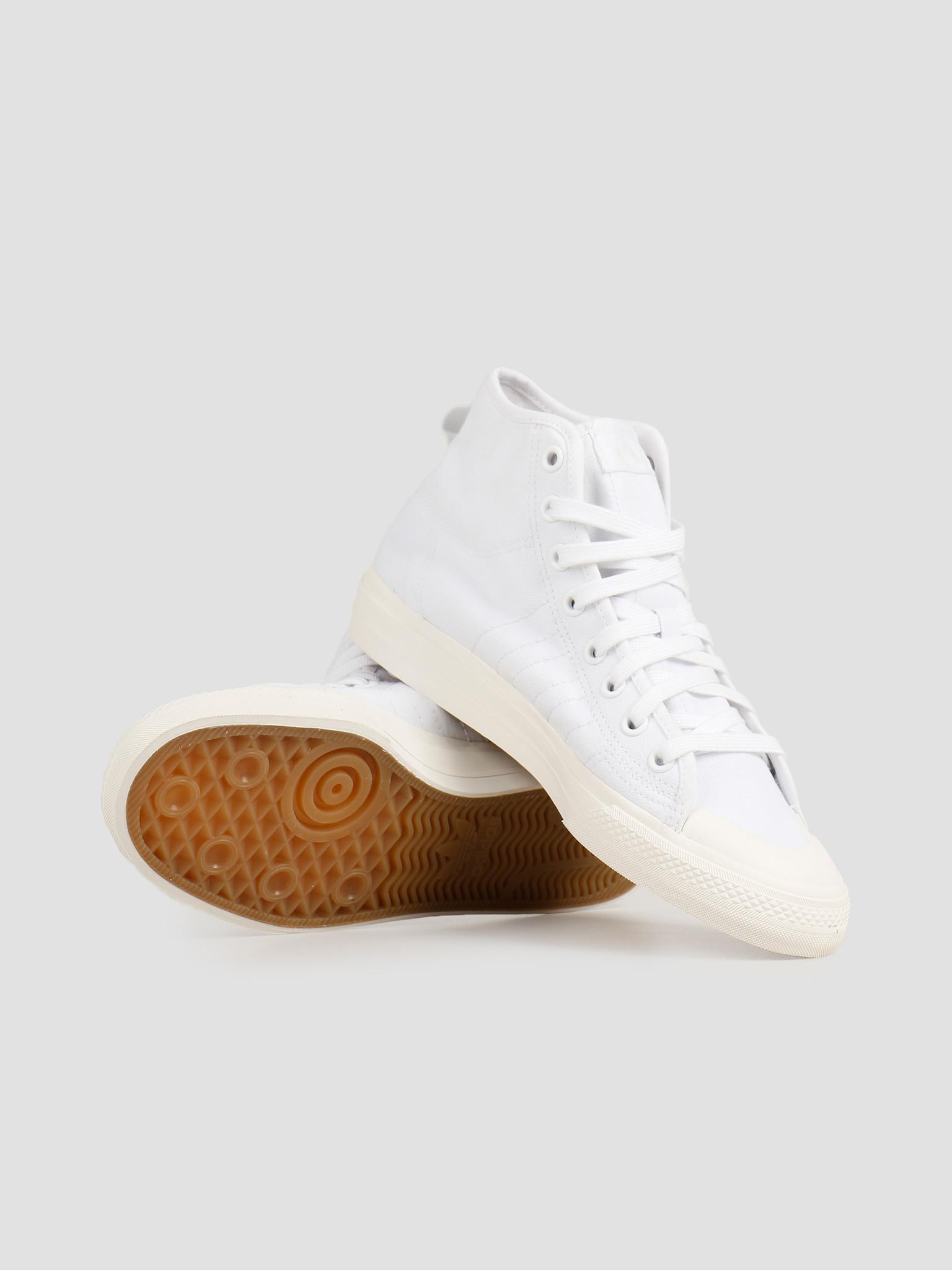 adidas adidas Nizza Hi Rf FootwearWhite Offwhite EF1885