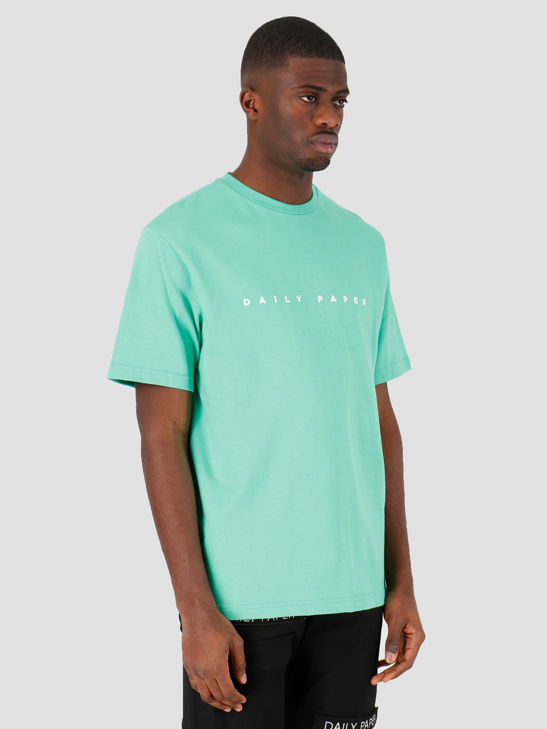 Daily Paper Daily Paper Esalias Tee Ming Green 20E1TS01-02