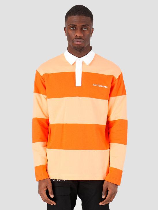 Daily Paper Apolo Flame Orange Stripe 20E1LS01-02