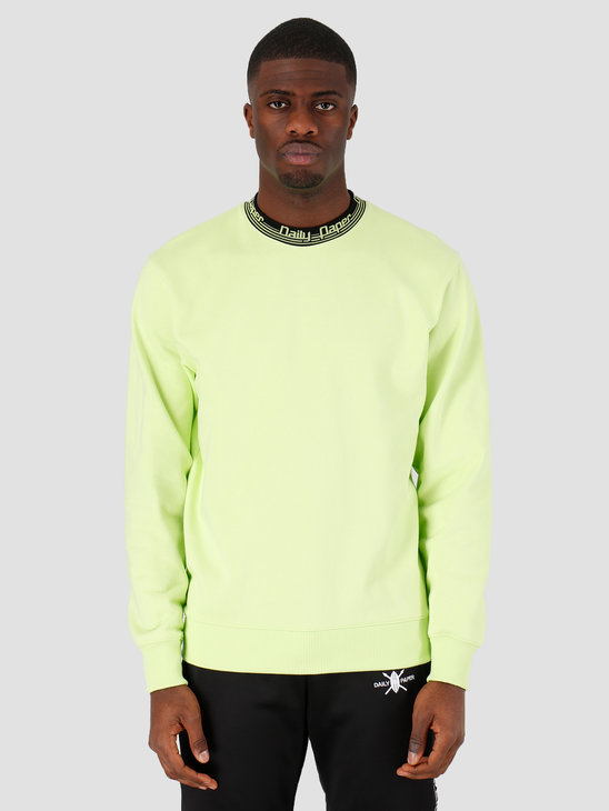 Daily Paper Rib Sweater Sharp Green 20E1SW02-02