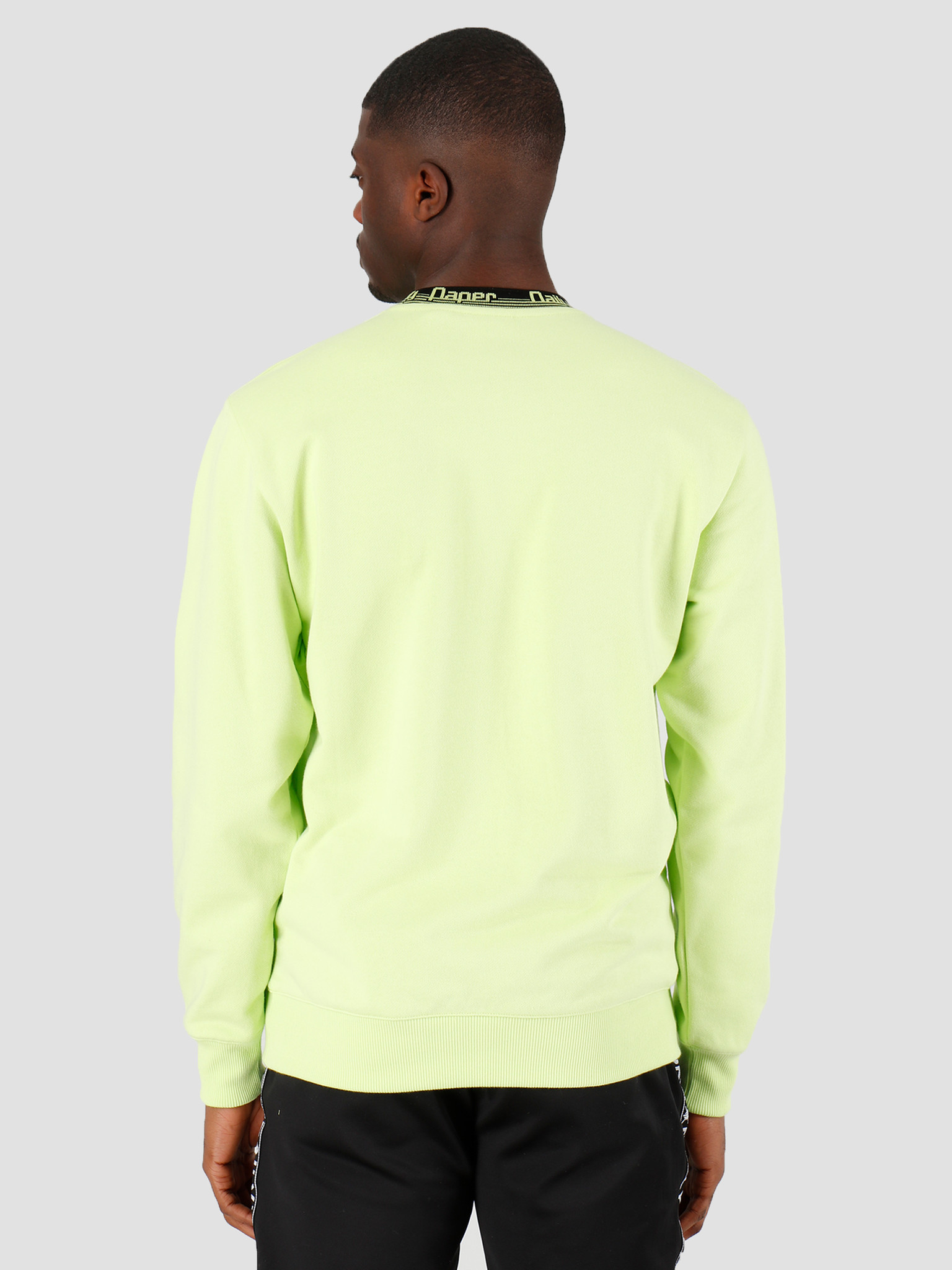 Daily Paper Daily Paper Rib Sweater Sharp Green 20E1SW02-02
