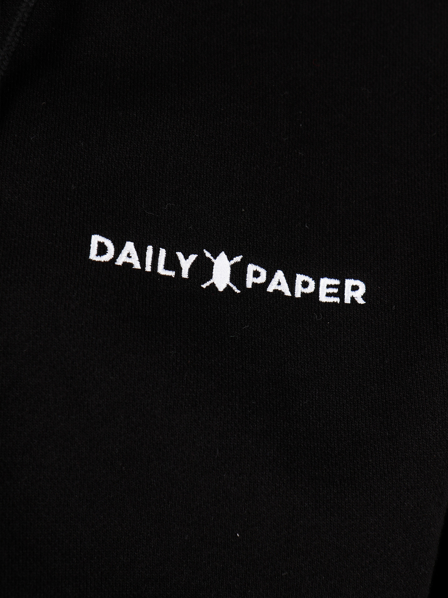 Daily Paper Daily Paper Shield Logo Vest Black 20E1HD02-01