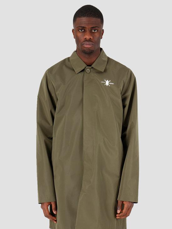 Daily Paper Amack Jacket Grap Leaf Grey 20E1OU03-01
